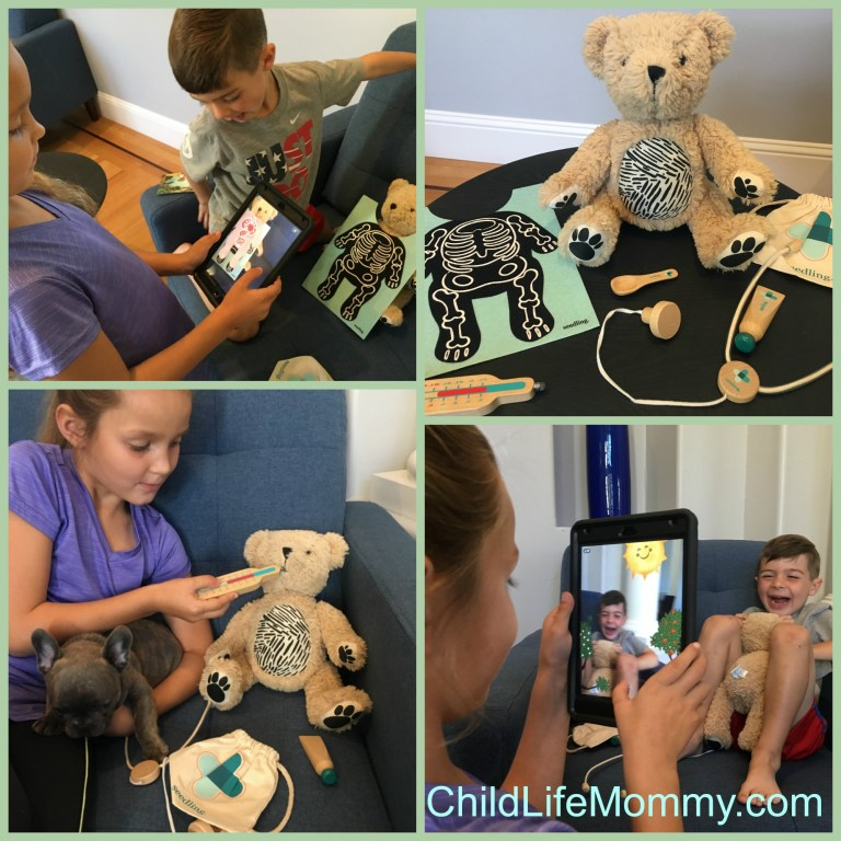 Parker, Your Augmented Reality Bear