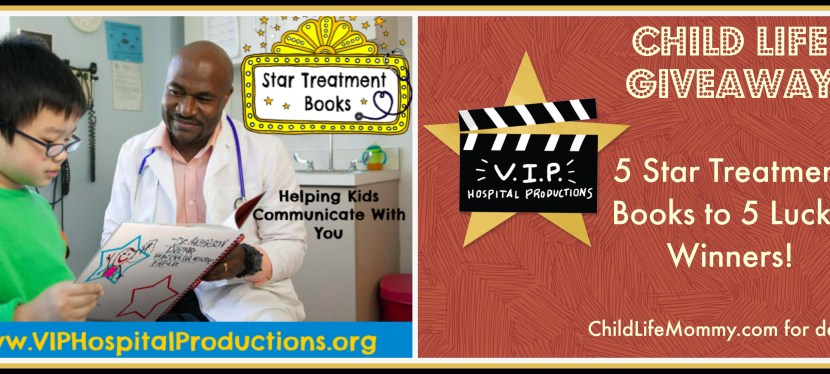 GIVEAWAY!!! V.I.P. Hospital Productions