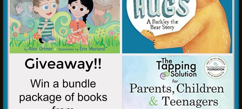 The Tapping Solution: Children's Book Collection and Giveaway