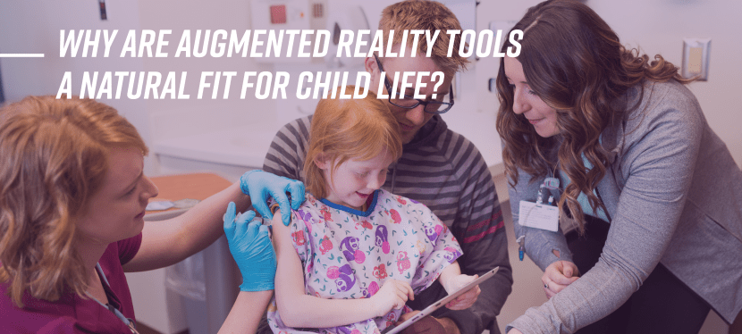 Free Webinar: Creating Magic, Augmented Reality Interventions in Child Life