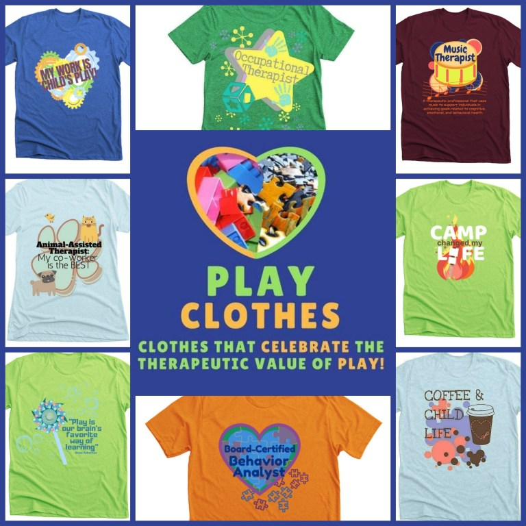 Play Clothes Collage