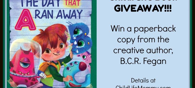 "Children's Book Spotlight and Giveaway: ""The Day That A Ran Away"""