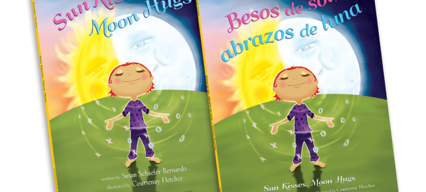 Bilingual Book Supporting Children Through Grief, Loss and Separation