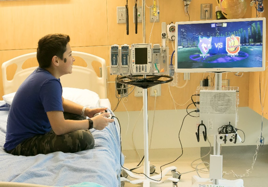 Video Games in the Hospital, Made Easy