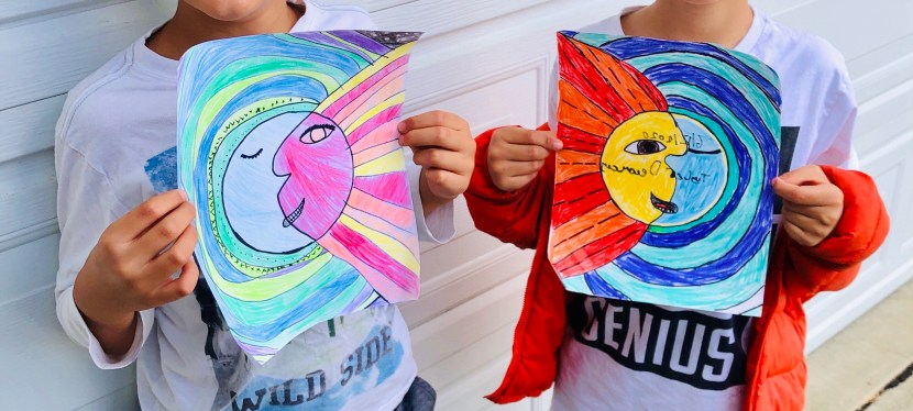 Using Art to Support Children Coping with Illness