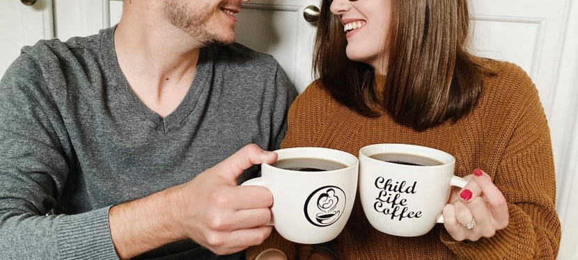 Supporting Hospitalized Families and Health Care Providers One Sip at a Time. Child Life Coffee: Spotlight and Giveaway