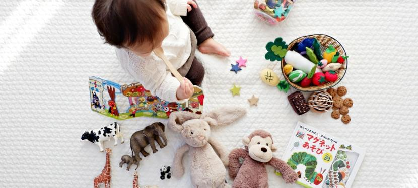 Are Your Child's Toys Cluttering Your Home? How to Maximize Your Home's Storage Space