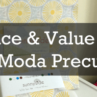 Pricing, Value and Comparisons on Moda Pre-Cut Bundles