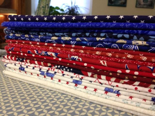 Prewashed QOV fabric