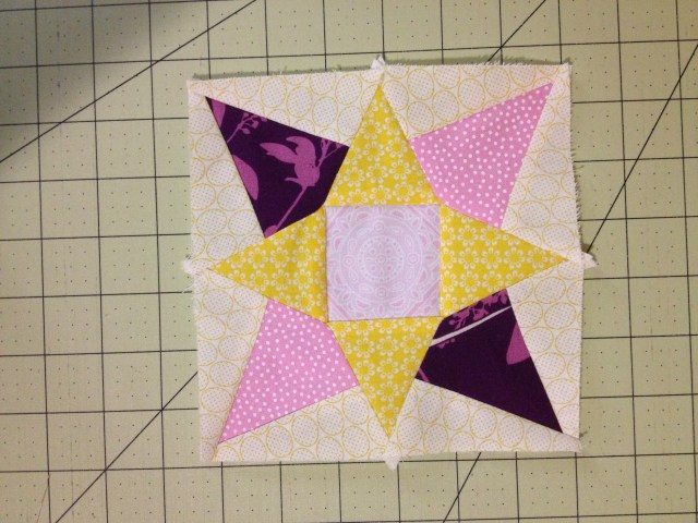Farmer's Wife Block #47 Homemaker