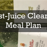 Post Cleanse Meal Plan