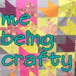 Me Being Crafty Podcast Cover
