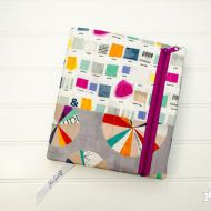 Quilters Planner Cover Finished
