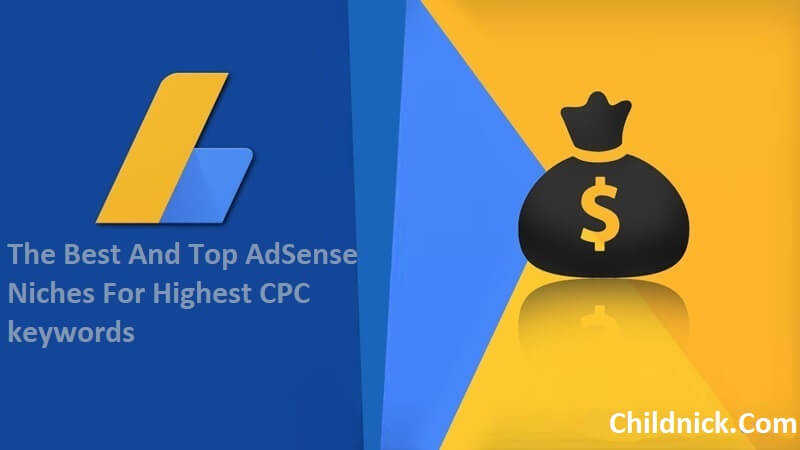 The-best-and top-AdSense-niches-for-highest-CPC keywords