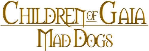 Children of Gaia: Mad Dogs - Logo Title