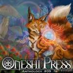 keetsune'kesh oneshi press anthology #09 the justice anthology shadowind
