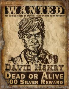War & Horses: David Henri - Wanted