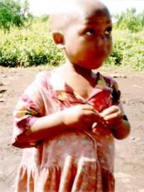 Jeanine 4 ans, dite sorcière
