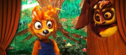 באמבומלה- תיאטרון בובות לילדים