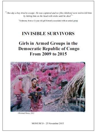 cover MONUSCO report