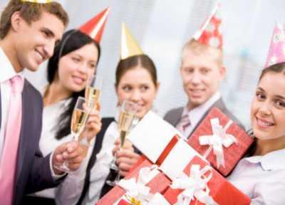 Как оригинально поздравить коллегу с днем рождения на ...