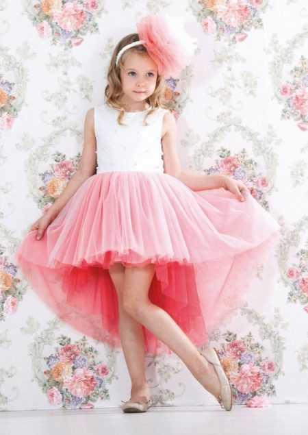 Платья из фатина фото детские – Платье из фатина для ...