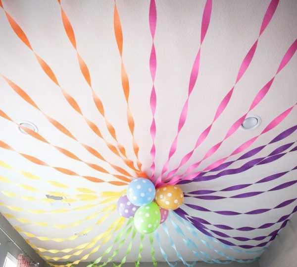 Украшение дома своими руками ко дню рождения – 70+ Идей ...