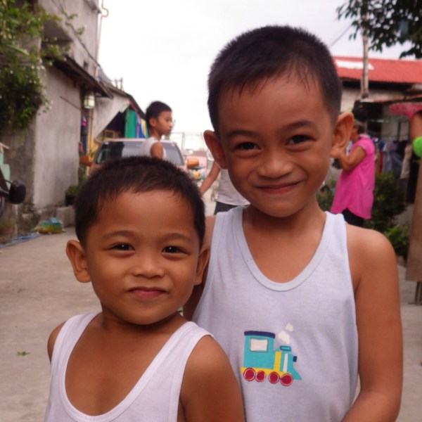 Two Kids Come Home from the Philippines! - Children of All ...