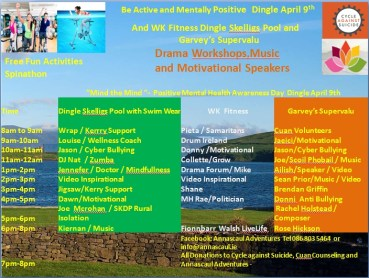 Dingle-Schedule