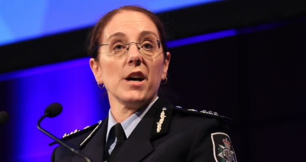 Commander Lesa Gale