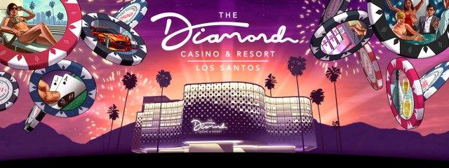 The diamond casino and resort