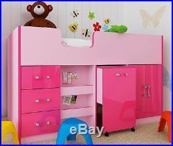 children s bedroom storage