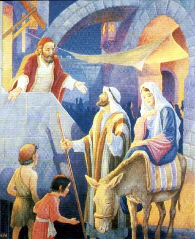 Рождение Иисуса Христа - Библейские истории нового завета ...
