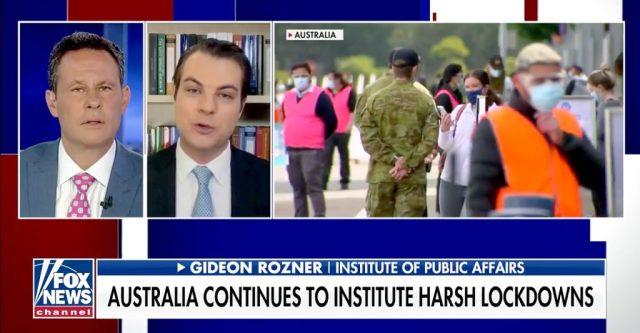 Ekspert ostrzega!  Tyrania panująca w Australii może teraz rozprzestrzenić się wszędzie