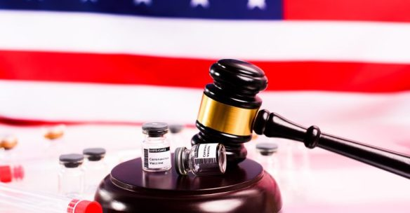 Press release: Vaccine mandate violates federal law and basic human rights.