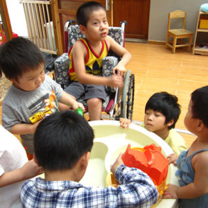 adopt a waiting child from china; volunteer at a christian orphanage in china