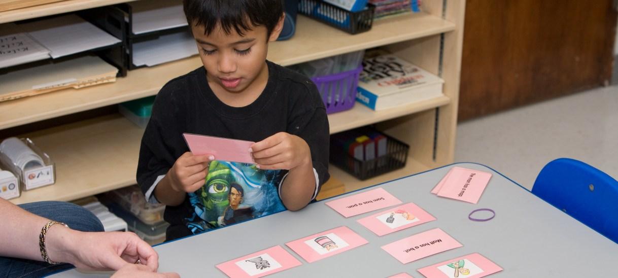 How do Montessori Schools Teach Reading? (Part 1)