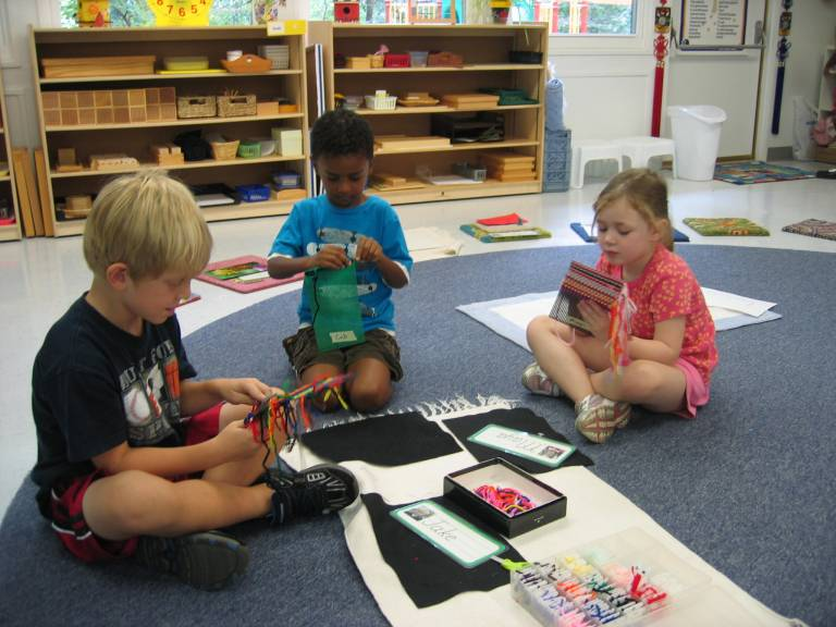 Understanding Montessori: The Learning Environment