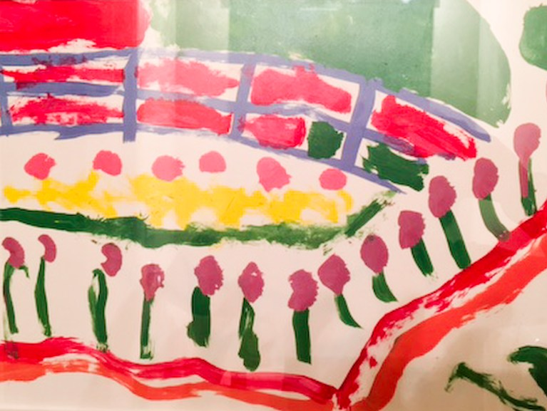 Our Kindergarten Art Program