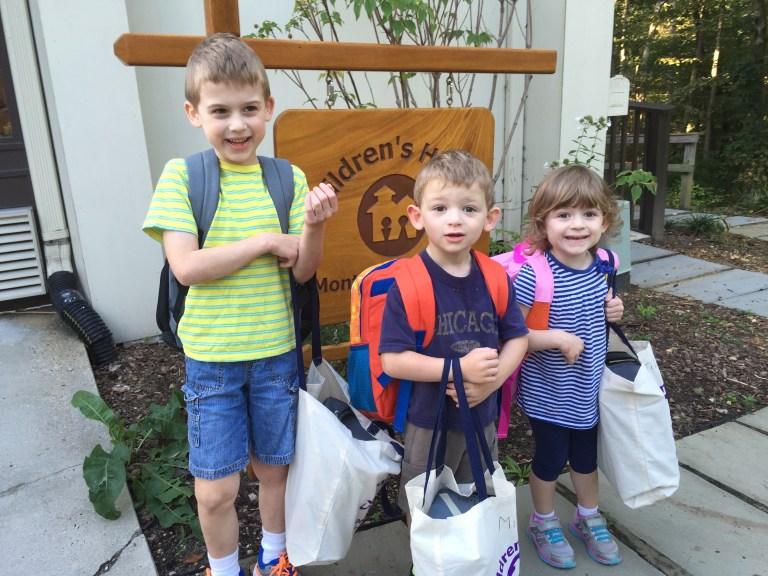 Starting School: A Checklist