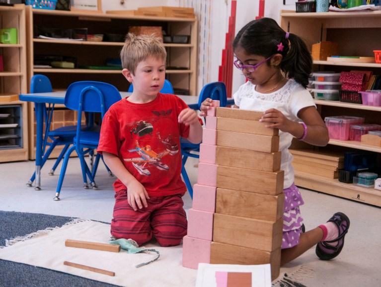 Authentic Montessori in the Heart of Reston