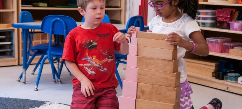 Authentic Montessori in the Heart of Reston