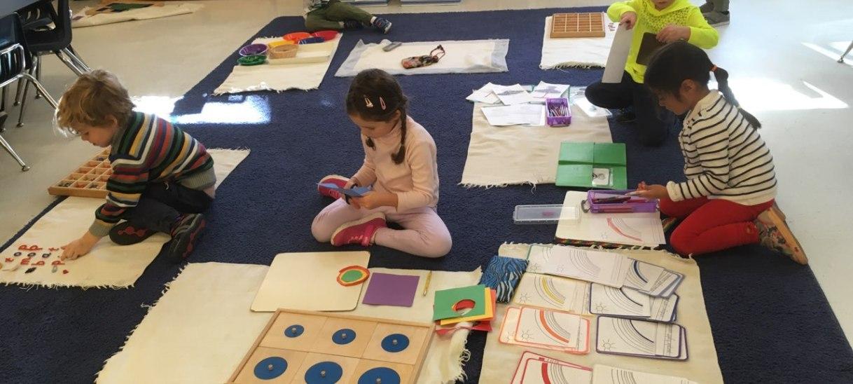 Understanding Montessori: What do the children do all day?