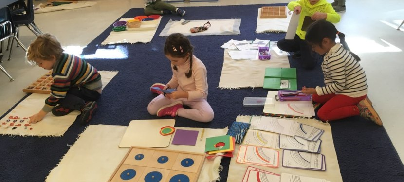Understanding Montessori: What do the children do all day?