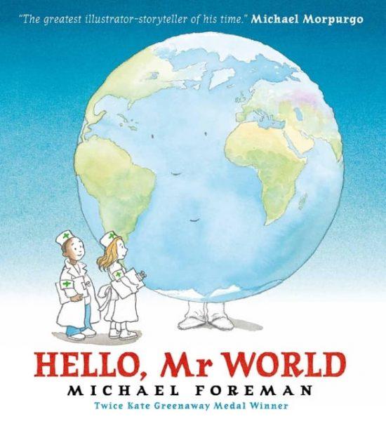 Hello, Mr World