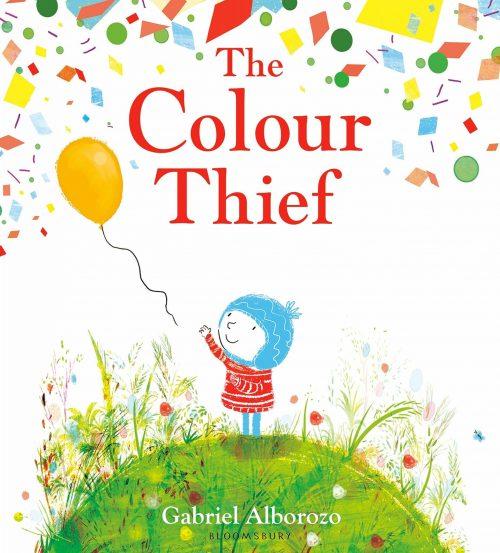 The Colour Thief - Gabriel Alborozo