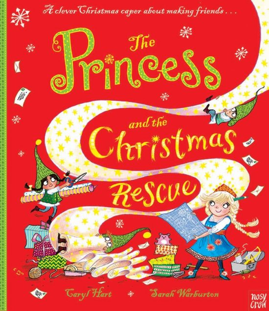 The Princess & the Christmas Rescue