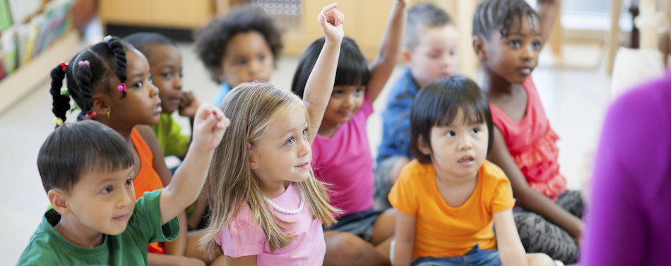 Tips For Teaching Preschoolers in Your Children's Ministry