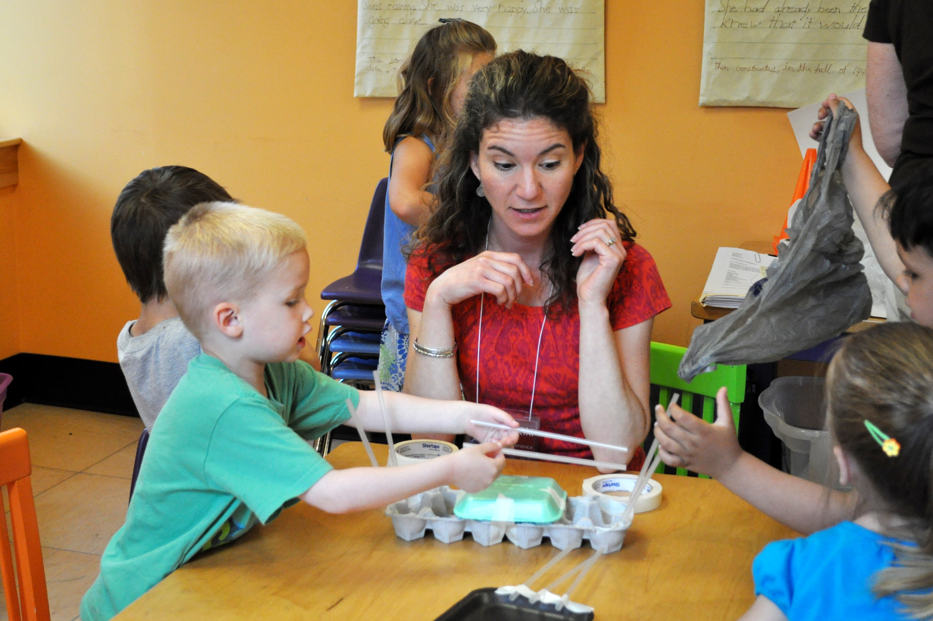 Science For Early Learners