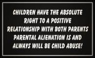 absolute right for children